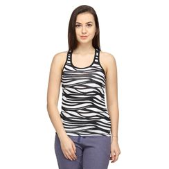 I Am Wild-Women Sporty Tank