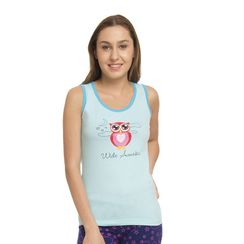 Wide Awake -Women Tank Top