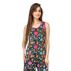 Flower Power -Women Tank Top