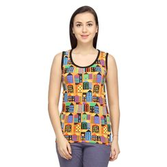 Retro Metro -Women Tank Top