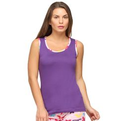 Papillon -Women Tank Top