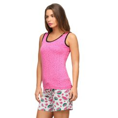 Water Melon -Women Tank Top Shorts Set