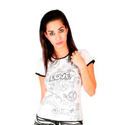 Love Doddle -Women Tee