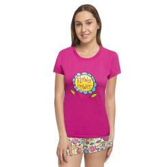 Flower Power -Women Tee