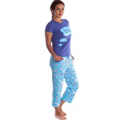 Dreams -Women Tee and Capri Set