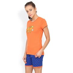 Nuteez Cute C  Tee & Shorts Set for women