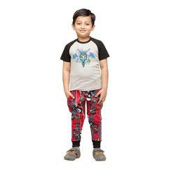 Full Throttle-Kids PJ Set