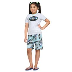 Deep Freeze-Kids Shorts Set