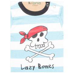Pirate -Lazyone Kids Onesies