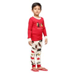 Happy Camper -Lazyone Kids PJ Set