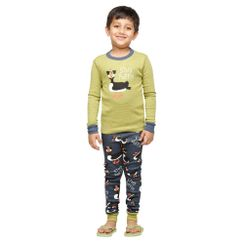 Stud Puffin -Lazyone Kids PJ Set