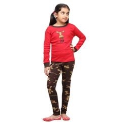 Chocolate Moose -Lazyone Kids PJ Set