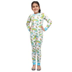 Rainbow-Kids PJ Set