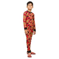 I Am A Freak-Kids PJ Set