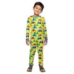 Elephant-Kids PJ Set