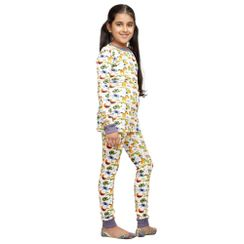 Animals-Kids PJ Set