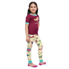 Tweet Dreams -Lazyone Kids PJ Set