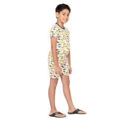 Animals-Kids Shorts Set