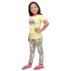 Flower Power-Kids PJ Set