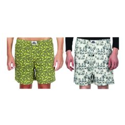 Traveller & Bottle-Men Boxer Combo