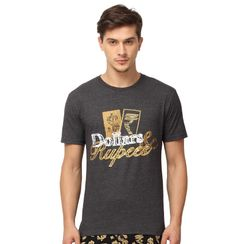 Dollar and Rupee-Men Tee