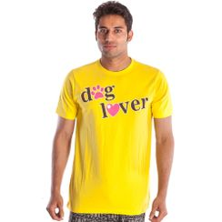 Dog Lover-Men Tee