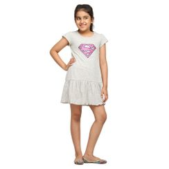 Super Girl-Superman Dress