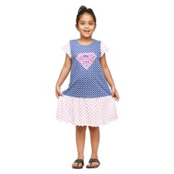 Wonder Girl-Superman Dress