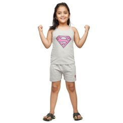 Super Girl-Superman PJ Set