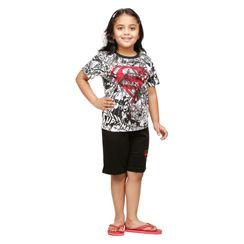 Mighty Power-Kids Shorts Set
