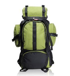 Neutron Green Trekking Backpack