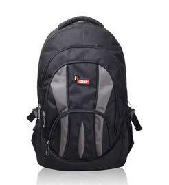 Adios Black Black  Standard Backpack