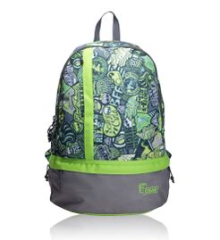 Burner P2 Green Small Backpack