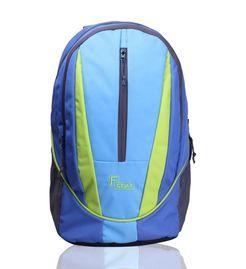Flame V2 Blue Green Rugged Base   Laptop backpack