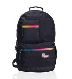 Aventus Black Laptop Backpack - Eye-Popperz
