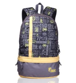 Burner P7 Lemon Yellow Small casual backpack