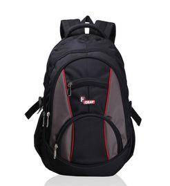 Midus Black Backpack