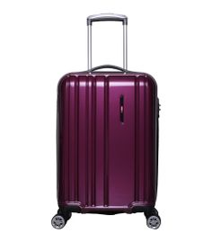 Kick off Maroon Check-in Luggage - 24 Inch