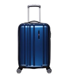 Kick off Blue Cabin Luggage - 20 inch