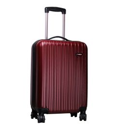 Jive Red Cabin Luggage - 20 inch