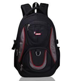Axe Black Black Backpack
