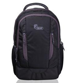 Prestige Lite Black Grey   Laptop backpack