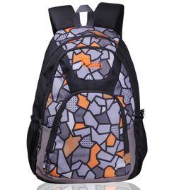 Shielder 3D P Orange  26.5 L Backpack