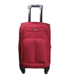 Crystal  Red  Cabin Luggage - 20 inch