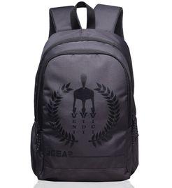 Castle  - Rugged Base Grey Blk VVV  Backpack