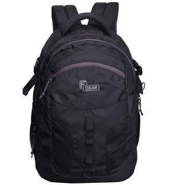 F Gear Major 34 Liters (Black) Backpack