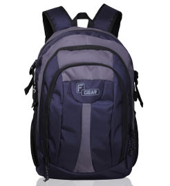 F Gear Areena V2 28 Liter Backpack (Navy Blue)