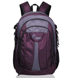 F Gear Areena V2 28 Liter Backpack (Wine)