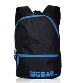 Ferris SMALL 10L 1-DAY BACKPACK (BLACK/BLUE)