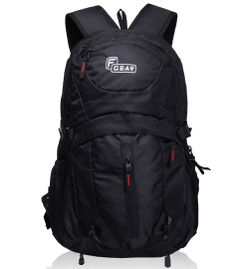 F Gear Ops 30 Liters Travel Backpack(Black)